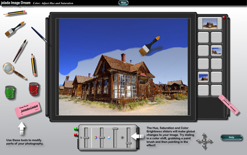 Image Dream - Yet incredibly powerful App for digital imaging enhancement.