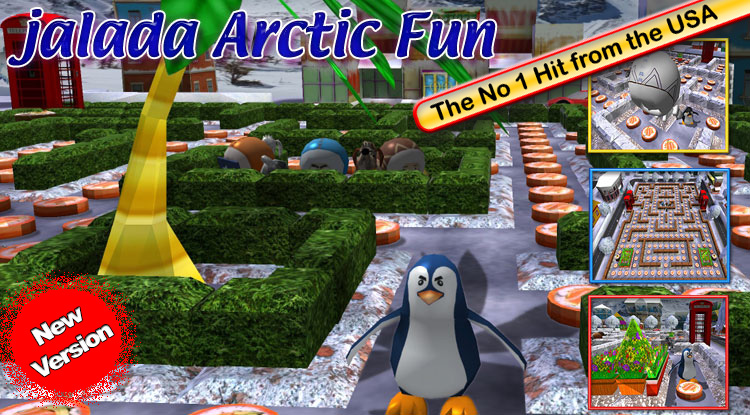 jalada Arctic Fun - the No 1 Hit from the USA