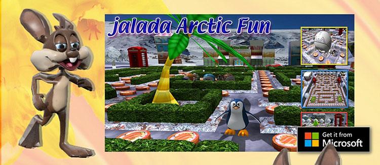 Get jalada Arctic Fun from Microsoft Store