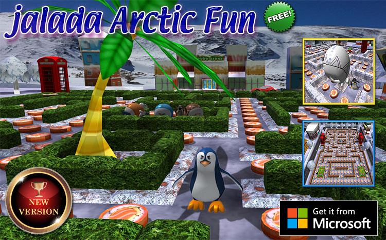 jalada Arctic Fun - the No 1 Hit from the USA