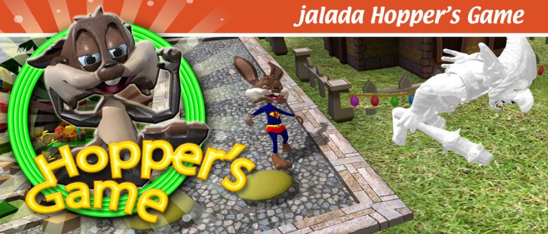 jalada Hopper's game