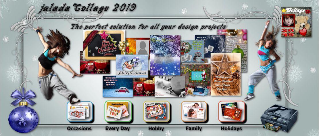 jalada Collage 2019 - Christmas